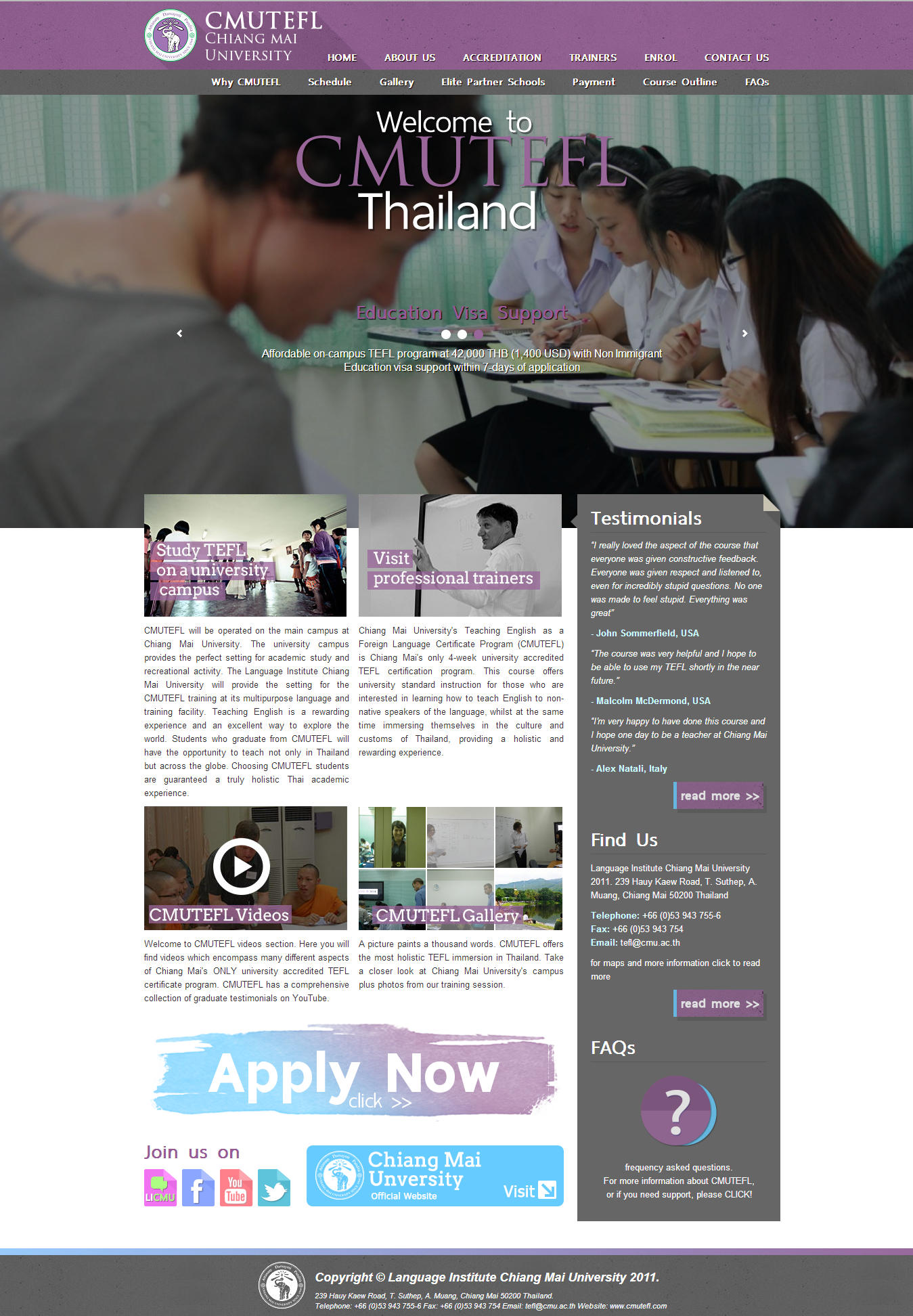 CMUTEFL_Chiang Mai University TEFL Thailand   TEFL Certification Courses Chiang Mai University TEFL Thailand   TEFL Certification Courses